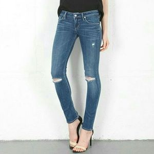 Citizens of Humanity Racer skinny Low rise